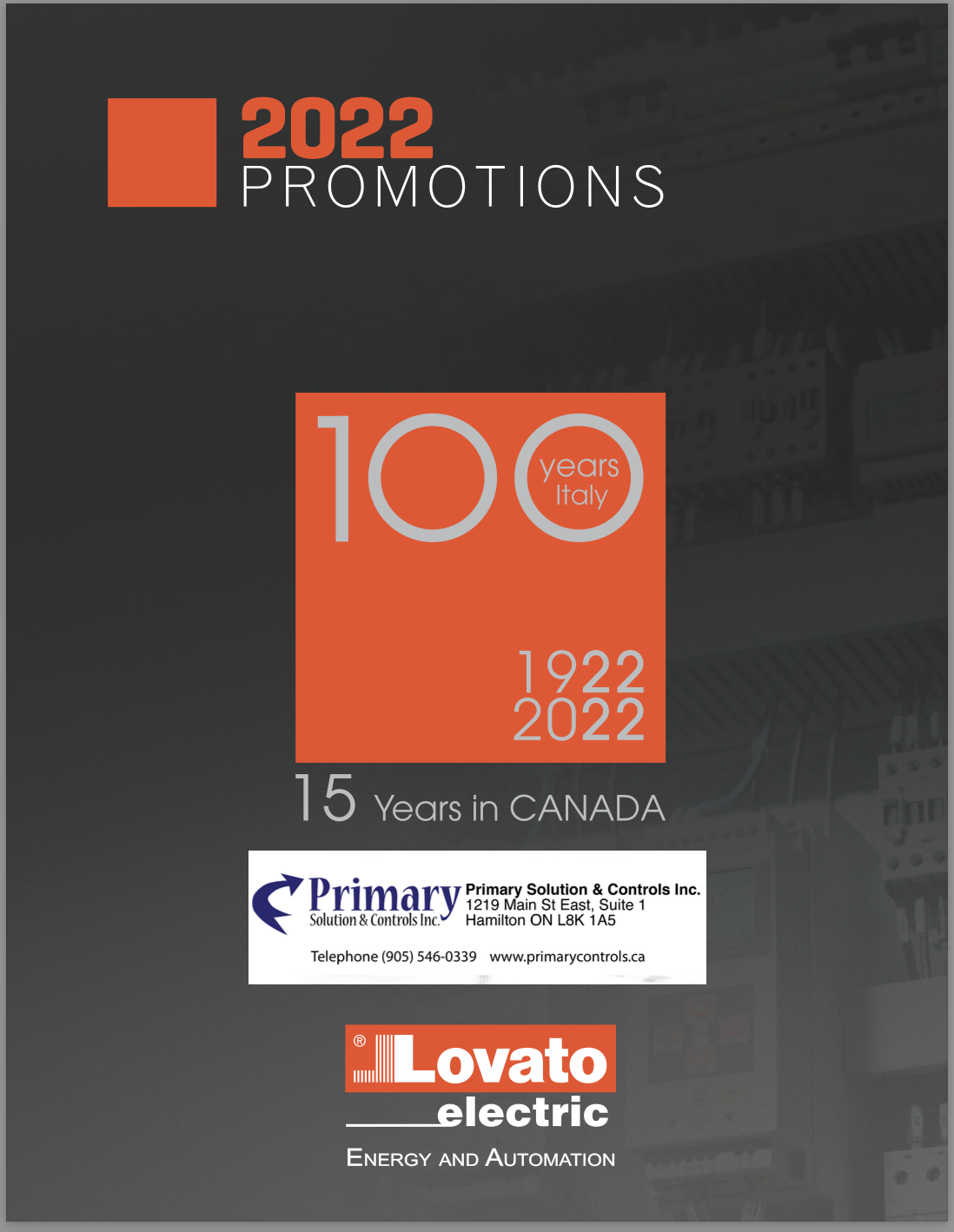 Primary Solution & Controls Inc  | Quality Automation